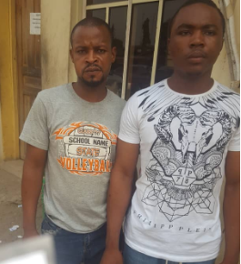 House Boy Who Stole Employer's Car, $5000 In Lagos Arrested