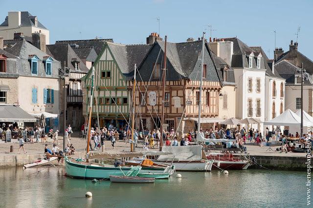 Auray viaje Bretaña