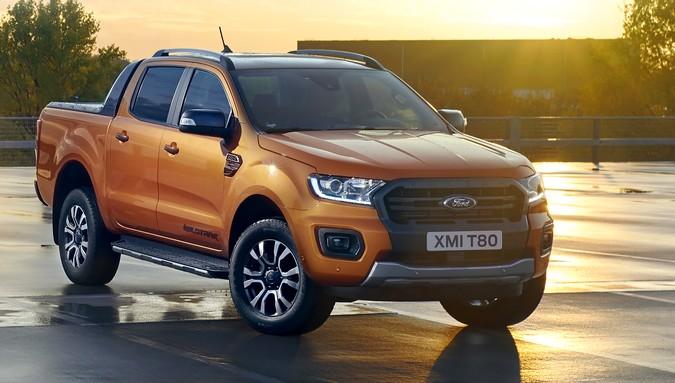 Ford Ranger é eleita picape internacional de 2020 na Europa