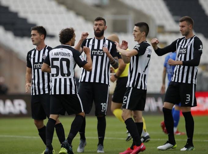 Partizan igra u Moldaviji i navija protiv BATE-a, Kopenhagena, Bazela...
