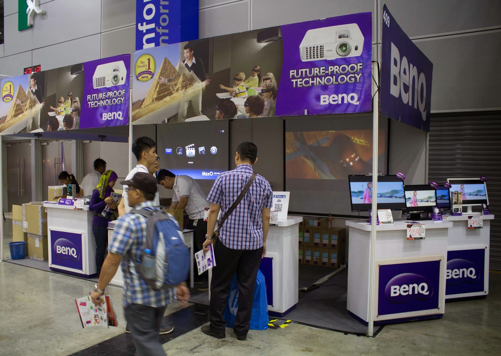 Coverage of PIKOM PC Fair 2014 @ Kuala Lumpur Convention Center 386