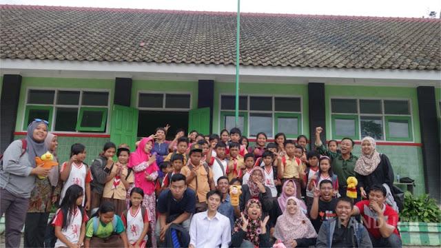 Pulang Sekolah di SDN Ngadirenggo 4