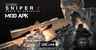 Hitman Sniper 2 MOD APK [UNLIMITED MONEY - AMMO] Latest (V0.2.0)