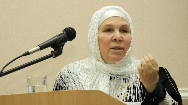 Фаузия Байрамова - татарская писательница, публицист, ученый - историк, исследователь, кандидат исторических наук