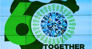 Buhari Unveils 'Nigeria At 60' new Logo