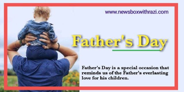 Father's Day, How is Father's Day celebrated?