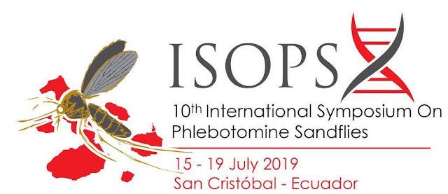 El Instituto de Microbiología presenta el 10º Simposio Internacional de Phlebotomine Sandflies ISOPSX