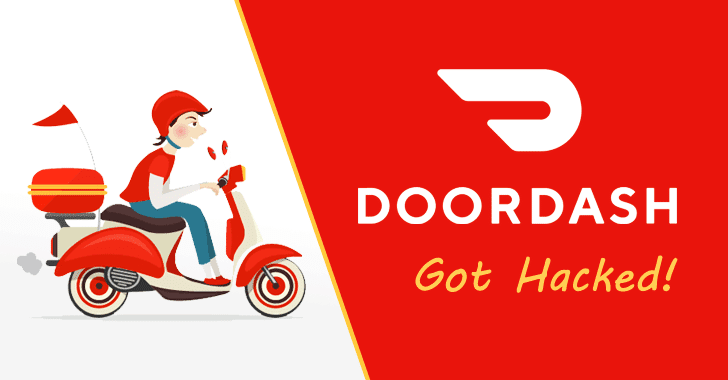 doordash hacking data breach