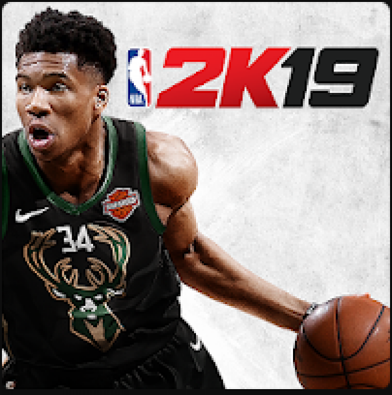 NBA 2K19 v46.0.1 [Mod Money] (Apk + Obb)