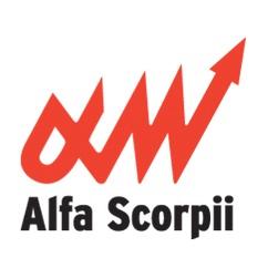 Logo PT Alfa Scorpii
