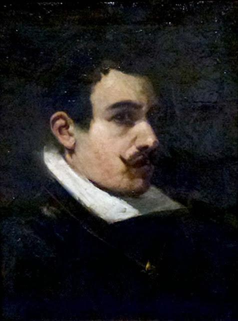 Maestros espa oles del retrato mariano barbas n lagueruela - Pintores zaragoza ...
