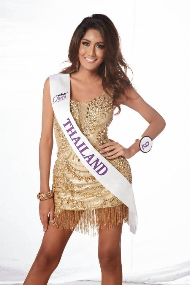 Matagi Mag Beauty Pageants: Miss International Queen 2013