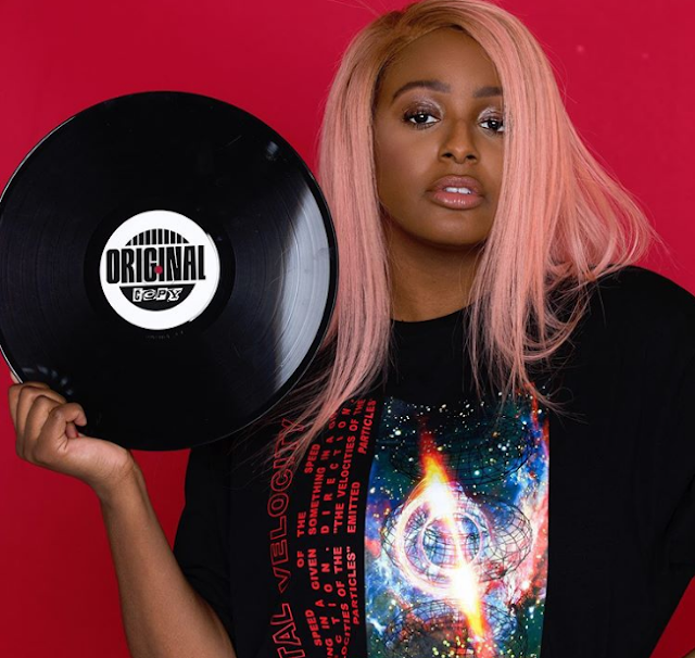 DJ Cuppy reveals Teni encouraged her when she was giving up.