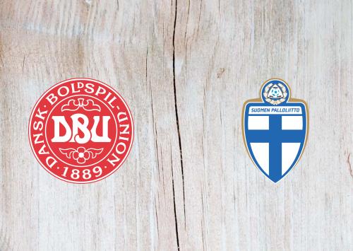 Denmark vs Finland -Highlights 12 June 2021