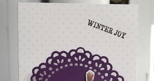Winter Joy - Coffee Lovers Blog Hop