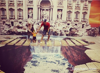 Museum 3D Trick Art Old City Semarang