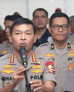 Kapolri Jenderal Idham Azis Keluarkan Maklumat Cegah Penularan Covid-19