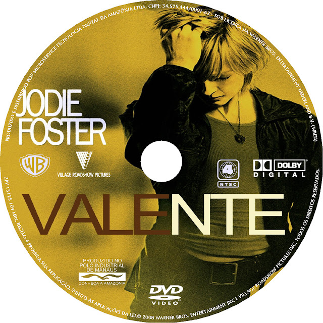 Label DVD Valente 2007