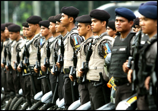 Tingkatan Pangkat Kepolisian