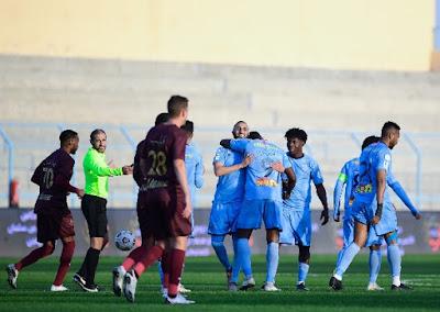 اهداف مباراة الباطن والعين (2-1) الدوري السعودي