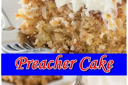 Preacher Cake
