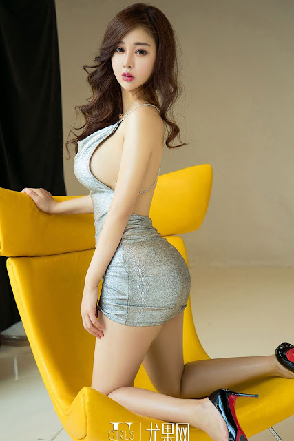 Hot and sexy big boobs photos of beautiful busty asianchottie chick Chinese booty model Jin Yu Xi photo highlights on Pinays Finest Sexy Nude Photo Collection site.