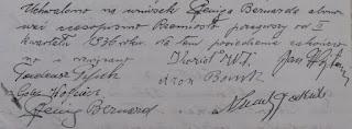 Co się stało z dokumentami tarnowskich cechów rzemieślniczych?