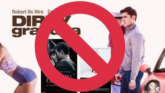 Banyak Adegan Jorok, 7 Film Hollywood ini Dilarang Tayang di Indonesia