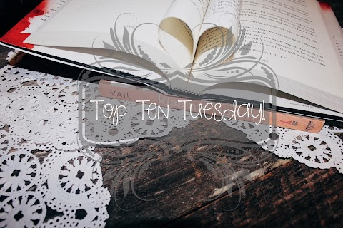 Top 10 Tuesday: Top Ten Things That Will Make Me Instantly NOT Want To Read A Book