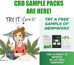 GET YOUR SAMPLE HEMPWORX PACK