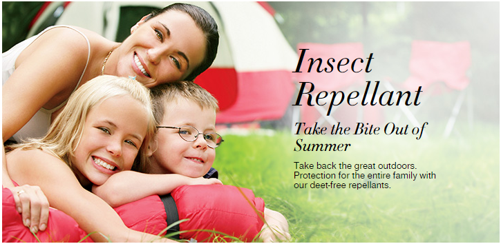 Bug Repellent at my Avon eStore open 24/7