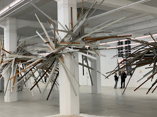 Rollo Rollladen wird zur Kunst
