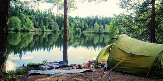 Muhteşem Kamp Alanları