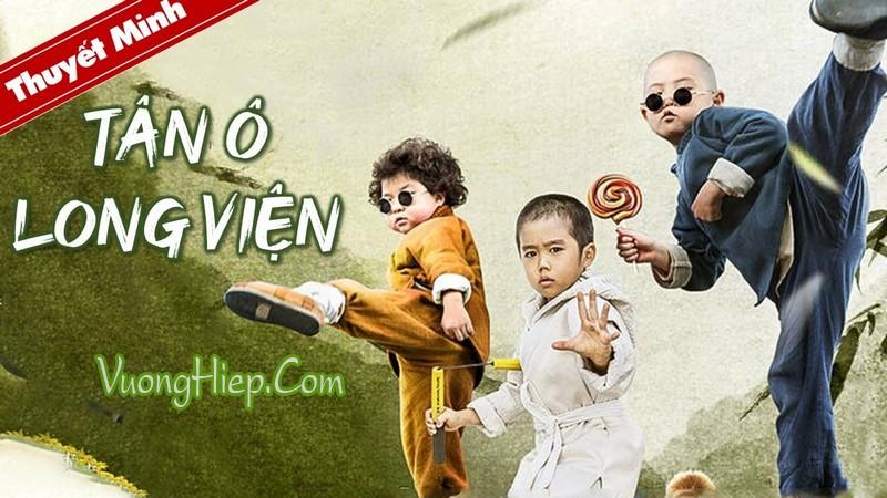 Tân Ô Long Viện -  Phim Hành Động Võ Thuật Hài Hước | Phim Lẻ Chiếu Rạp Hay 2021