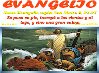 Resultado de imagen para En aquel tiempo, subió Jesús a la barca, y sus discípulos lo siguieron.