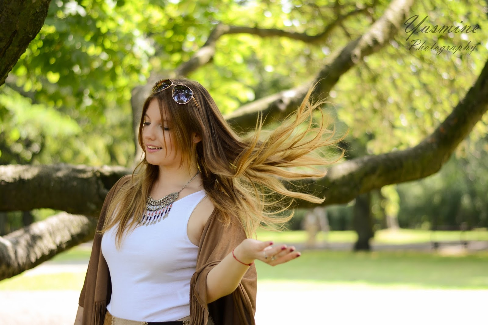 7 coachella boho style etno summer sommer festival indie jewellery stylizacja na festiwal festival coachella poland polish blogger sommer summer style fashion moda inspiration melodylaniella hair moda