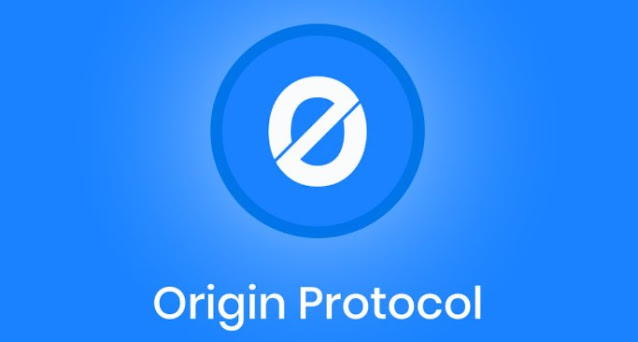 Ilustrasi Logo Dari Origin Protocol (OGN)