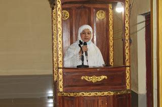 Wakil Bupati Sinjai Andi Kartini Ottong Puji Warga Massaile Bangun Mesjid