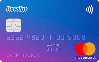 revolut debit card