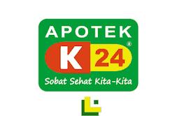 Lowongan Kerja Pegawai Apotek K24 Tahun 2019