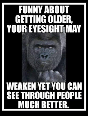 Funny thing about getting older...