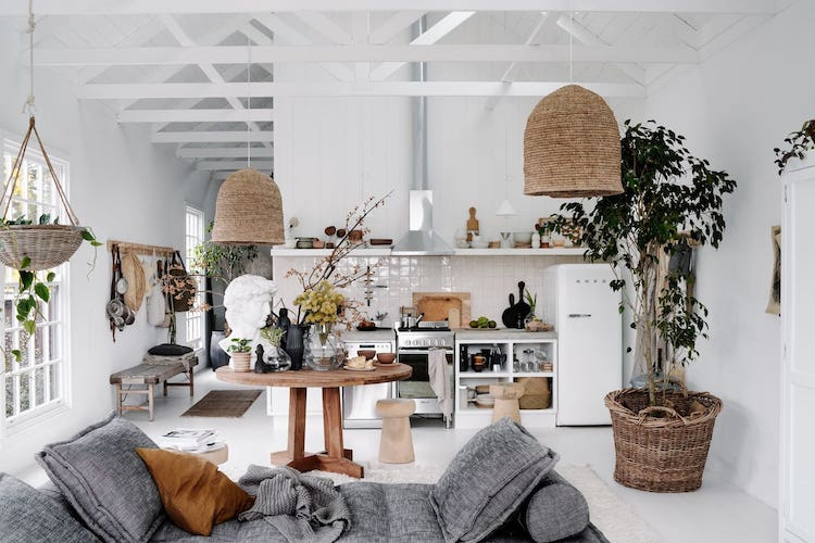 A Dreamy Holiday Rental in Daylesford With a Mini Warehouse Feel