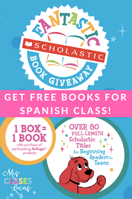 Quick Tip: Free Books in Spanish!