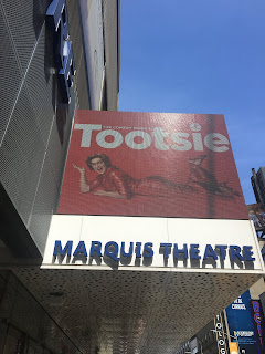 Tootsie Theatre Broadway