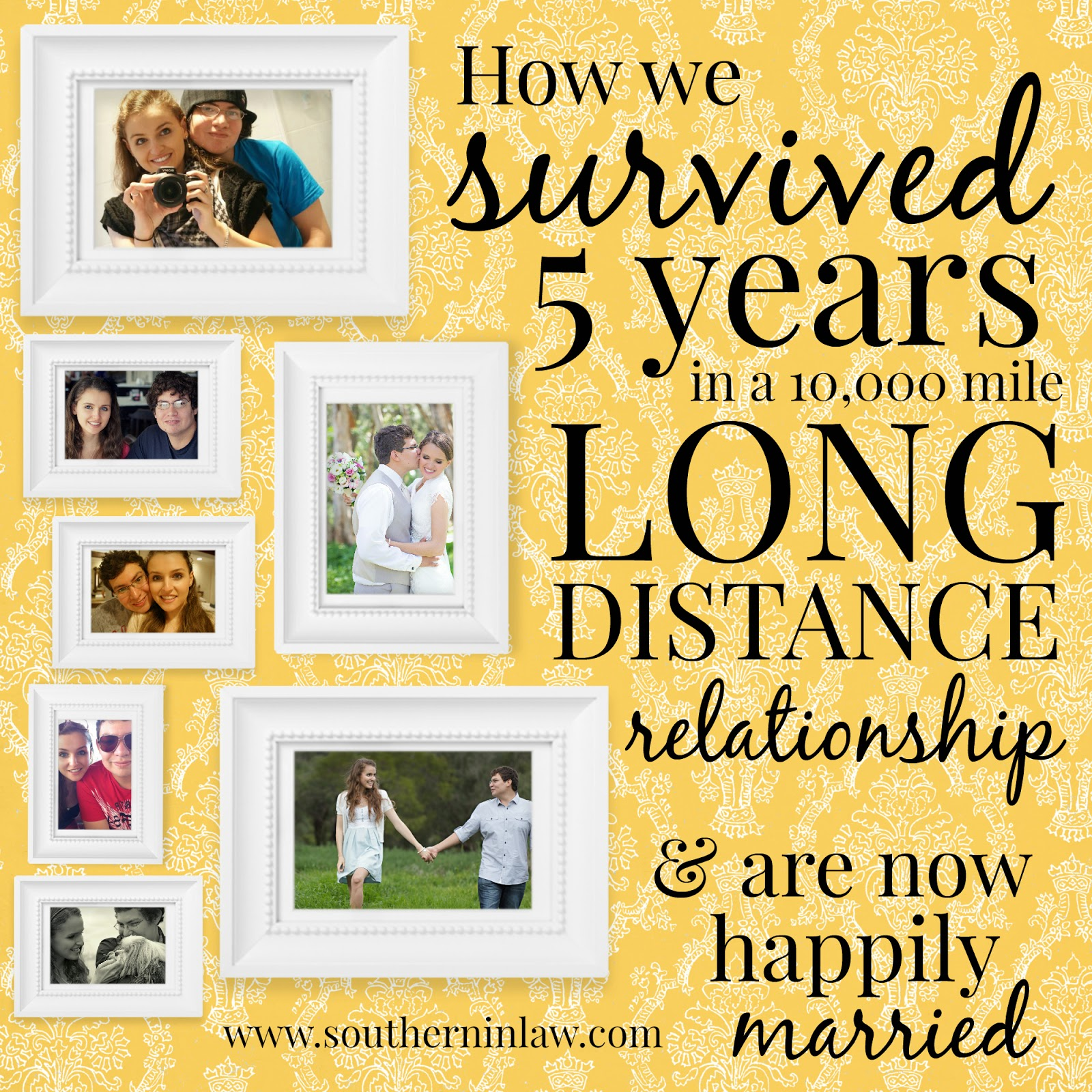 How We Survived 5 Years in a Long Distance Relationship - Tips for being in a Long Distance Relationship