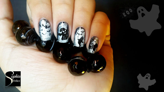 nail art halloween chic_03