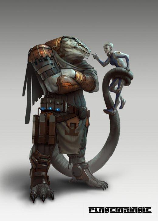 Mikhail Palamarchuk artstation arte ilustrações fantasia ficção científica games