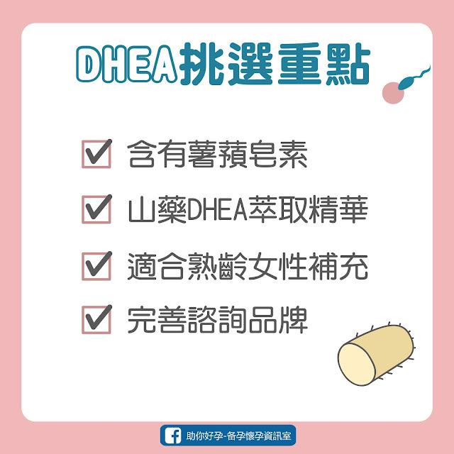DHEA如何挑選?品牌推薦?