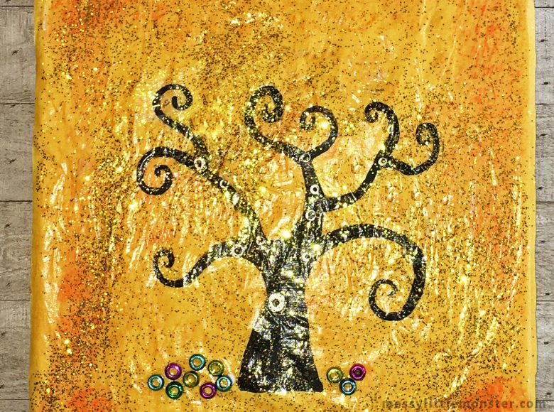 Gustav Klimt Art Project for Kids