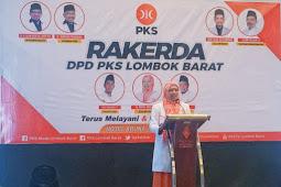 PKS Lombok Barat Panaskan Mesin, Nurul Adha Masuk Target